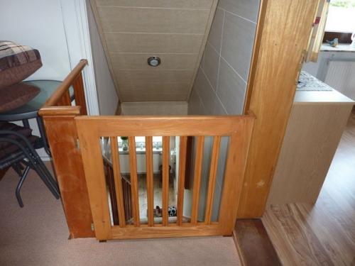 Treppenaufgang m. Kindersicherung#7