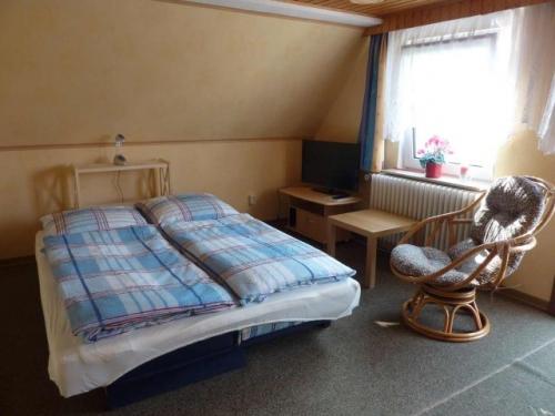 Schlafzimmer mit Balkon#1