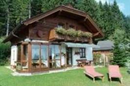 Ferienhaus Almhütte in Diex
