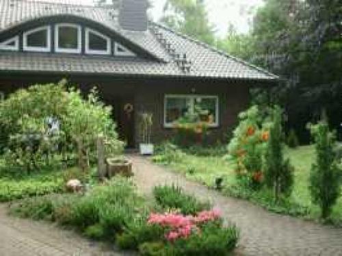 """Ferienhaus """"An den Eichen"""" Ferienwohnungen 1#15"""