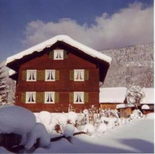 Ferienhaus in Bezau#6