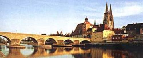 Nichtraucher Ferienwohnung Sonnenwinkel in Regensburg#2