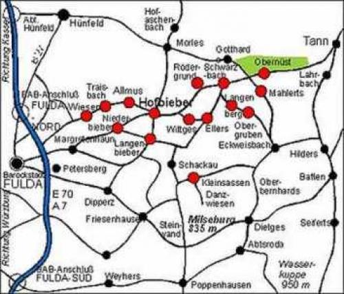 Ferienwohnung Milseburg#7