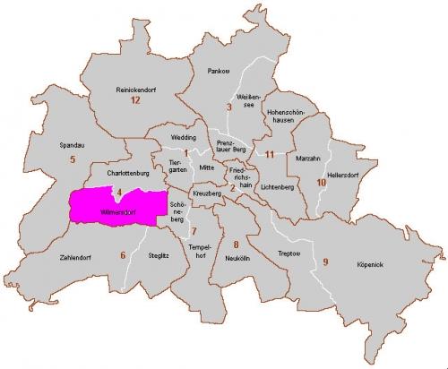 Ferienapartment Charlottenburg-Wilmersdorf#11