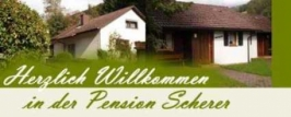 Pension Scherer Ferienhaus im Simonswäldertal
