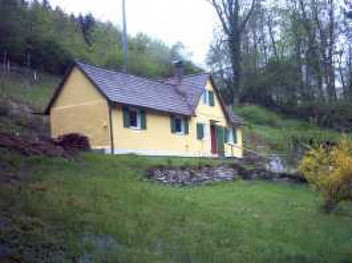 Ferienhäuschen in Oberndorf-Aistaig#1