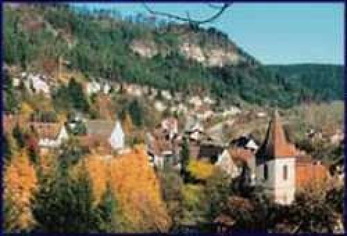 Ferienhäuschen in Oberndorf-Aistaig#5