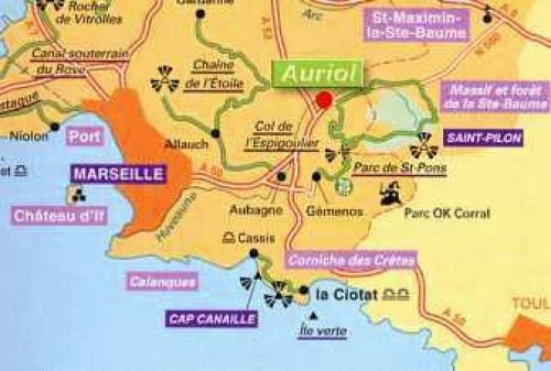 Ferienwohnungen Saint Victoire#3