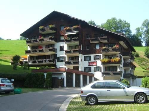 Ferienwohnung Haus Hochgrat in Oberstaufen im Allgäu#1