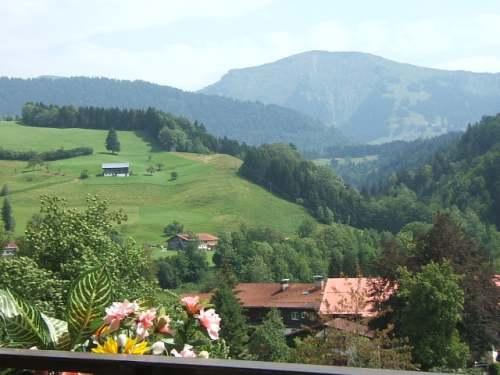 Ferienwohnung Haus Hochgrat in Oberstaufen im Allgäu#2