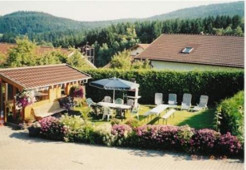 Ferienwohnung im Ferienhaus Elisabeth in Kirchdorf im Wald#1
