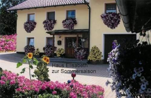 Ferienwohnung im Ferienhaus Elisabeth in Kirchdorf im Wald#2
