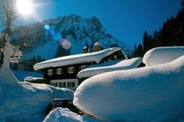 Ferienwohnungen mit Hallenbad in Bad Hindelang Allgäu