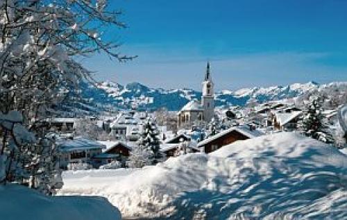 Allgäu Ferienhaus 2 Ferienwohnungen mit Hallenbad Bad Hindelang#1