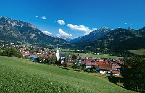 Allgäu Ferienhaus 2 Ferienwohnungen mit Hallenbad Bad Hindelang#2