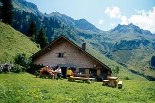 Allgäu Ferienhaus 2 Ferienwohnungen mit Hallenbad Bad Hindelang#9