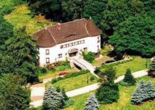 Ferienwohnung in der Villa Warzenburg#14