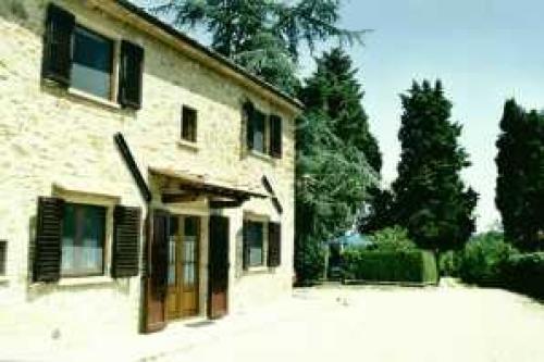 Ferien Doppelhaushälfte in Montaione#1