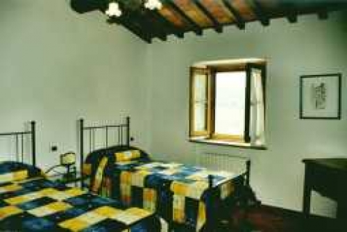 Ferien Doppelhaushälfte in Montaione#7