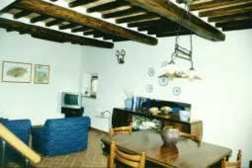 Ferien Doppelhaushälfte in Montaione#8