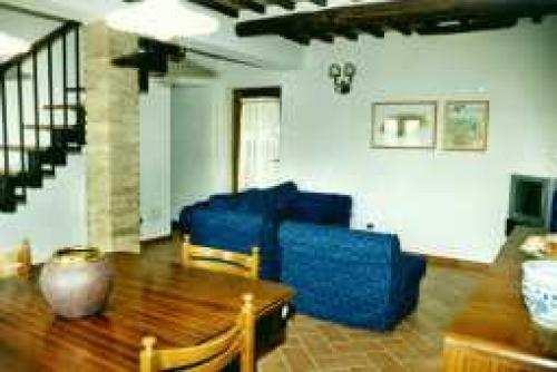 Ferien Doppelhaushälfte in Montaione#9