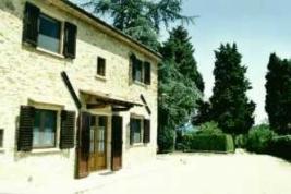 Ferien Doppelhaushälfte in Montaione
