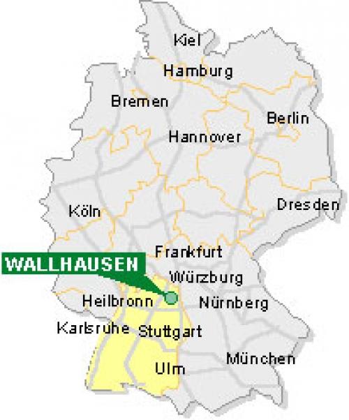 Ferienwohnung in Wallhausen#8