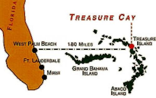 Bungalow auf Treasure Cay#2