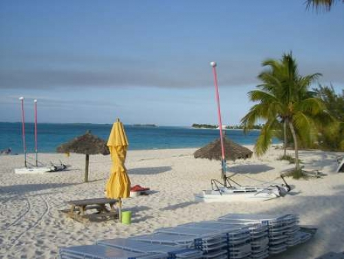Bungalow auf Treasure Cay#14