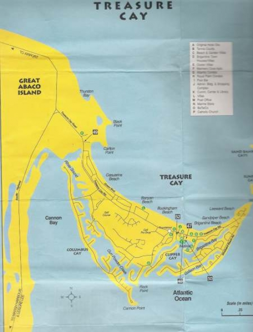Bungalow auf Treasure Cay#18