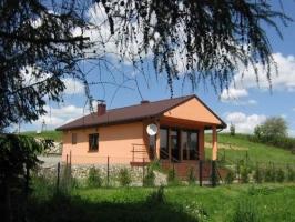 Ferienhaus am Teich in Zbychowo