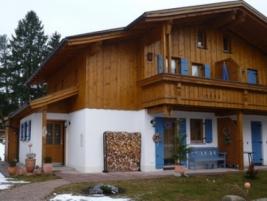 Ferienhaus Meister in Lechbruck am See im Allgäu