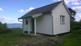 Ferienhaus mit Panoramaausblick