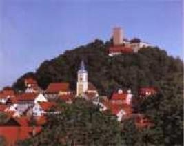 Ferien Appartements Villa Burgblick, Frankenstein, Oberpfalz, Bayerischer Wald