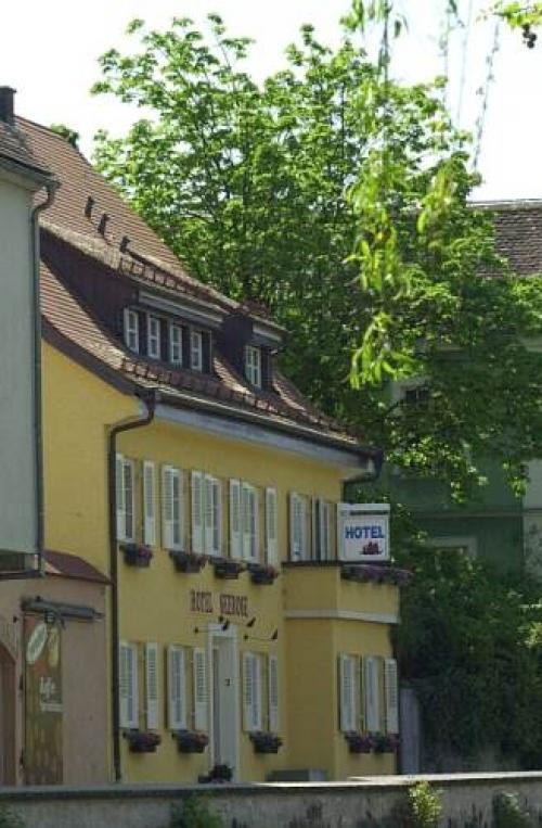 Hotel Seerose Gästezimmer und Appartements Insel Lindau Bodensee Schwaben Bayern#1