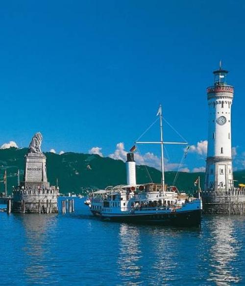 Hotel Seerose Gästezimmer und Appartements Insel Lindau Bodensee Schwaben Bayern#17