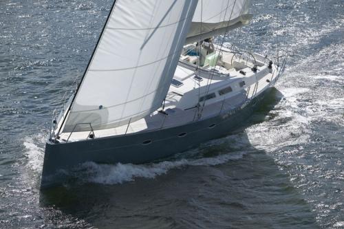 Segelyacht Hanse 531#1