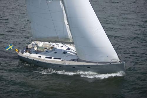 Segelyacht Hanse 531#2