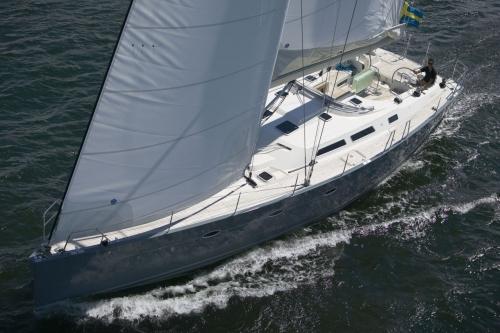 Segelyacht Hanse 531#3