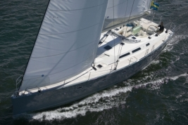 Segelyacht Hanse 531