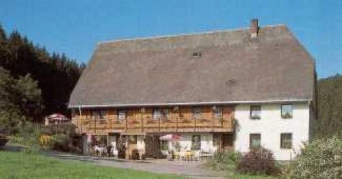 Bauernhof Pension Nitz Wohnung B#3