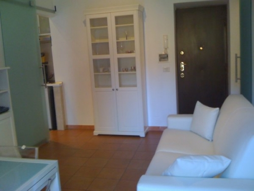 Ferienwohnung mit Balkon nahe Kolosseum, Via Emanuele Filiberto mit Internet#4