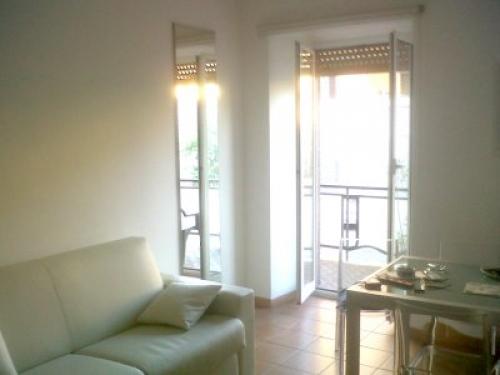 Ferienwohnung mit Balkon nahe Kolosseum, Via Emanuele Filiberto mit Internet#6
