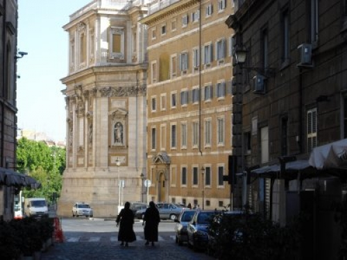 Ferienwohnung mit Balkon nahe Kolosseum, Via Emanuele Filiberto mit Internet#9