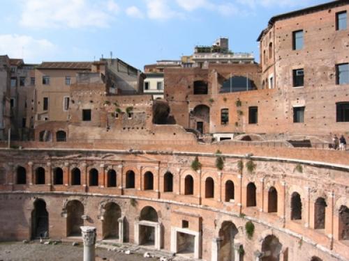 Ferienwohnung Kolosseum Monti#2