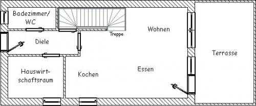 """Ferienhaus """"Nordseedeich""""#28"""