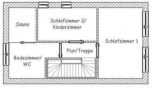 """Ferienhaus """"Nordseewoge""""#3"""