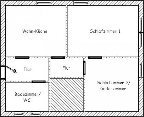 """""""Haus Wattkieker"""" Ferienwohnung """"Wattenleuchten""""#11"""