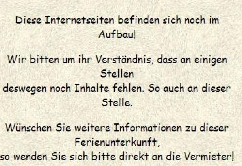 """Ferienhaus """"Niedertor""""#1"""