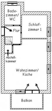 """Ferienwohnung """"Statsraad Lehmkuhl""""#23"""